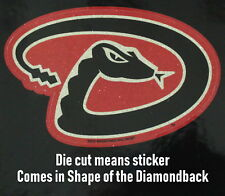 "5/"" 10/"" 15/"" 20/"" ARIZONA Diamondbacks Dbacks Car Window Wall Decal Sticker USA"