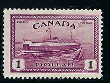 CANADA - SCOTT 273  - FH - PEACE ISSUE - TRAIN FERRY, PEI - 1946