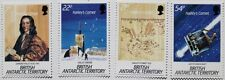 British Antarctic Territory, Appearance of Halley's comet stamps SG ref: 147-150