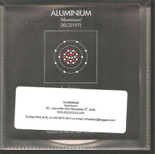 "THE WHITE STRIPES ""Aluminium""10 Track CD  PROMO RARE"