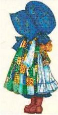 Cross Stitch Chart Holly Hobbie (11) Needlework Aida Picture Design Craft