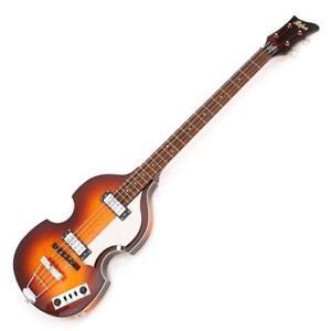 Höfner Ignition Violin Bass SB E-Bassgitarre Guitar Beatles Bass 4-saitig String