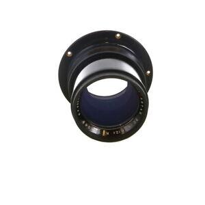 "C.P. Goerz 30"" f/12.5 Apochromat Red Dot Artar Barrel Lens - UG"