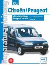 Citroën Berlingo / Peugeot Partner (2001, Taschenbuch)