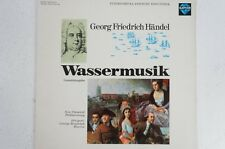 Händel Wassermusik New Classical Philharmony George Randolph Warren (LP31)