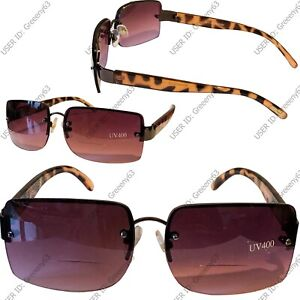 Foster Grant Ladies Tortoise Shell Sunreaders Bifocal Prescription Sunglasses #2