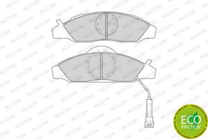 FERODO BRAKE PADS Front For SSANGYONG KORANDO 2005-2006 - 3.2L 6CYL - FDB1156
