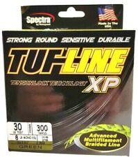 BRAID TUF-LINE XP 30lb green 300yards Spectra advanced multifilament line USA