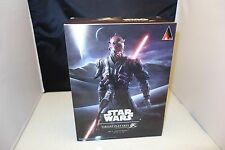 "Star Wars Play Arts Kai Variant Figure - 10"" Darth Maul US SELLER"