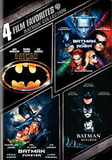 Batman: The Motion Picture Anthology 1989-1997 (DVD,1997)