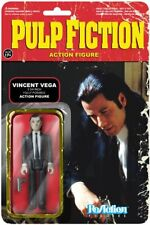 Pulp Fiction Funko ReAction Series 1 Action Figure: Vincent Vega UNPUNCHED