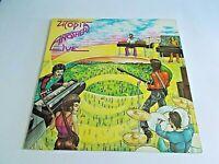 Todd Rundgren Utopa Another Live LP 1975 Bearsville Vinyl Record