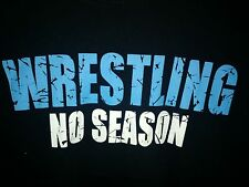 Official TNA L Shirt Wrestling No Season 10 years shirt WWE WWF NXT