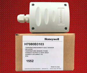 1pc New Honeywell H7080B3103 duct temperature and humidity sensor