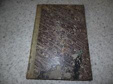 1848.Traité de navigation.T1 texte.13 planches .Caillet