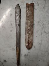 Antique African Maasai Tribe Short Sword Antique Fighting Knife