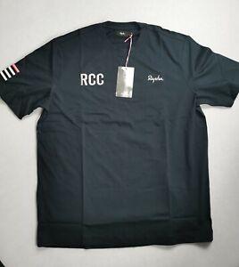 Rapha RCC - Men's Logo T-shirt Black Large