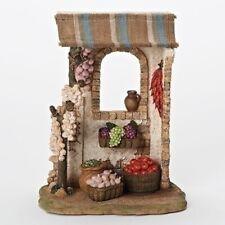 "Roman Fontanini 7.5"" Collection Produce Shop, 2 Piece Set (54836)"