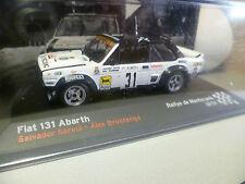 FIAT 131 ABARTH S.SERVIA de RALLYE DE MONTA CARLO de 1979 ~  NEUF