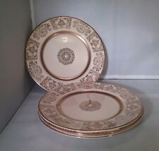 5 Vintage  Johnson Brothers  7 inch 'Victorian' side plates c. 1930's
