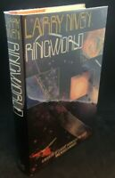 Ringworld ~ Larry Niven ~ True First 1st/1st Hardcover Edition Printing ~ 1977