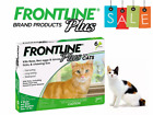 Frontline Plus for Cats 6 Month Flea and Tick Treatment for Cats 6 Doses