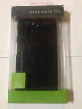Case-Mate Barely There Black Case cover For Motorola Droid RAZR CM018146