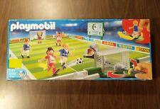 Playmobil Set #4700 Football/Soccer Stadium Field