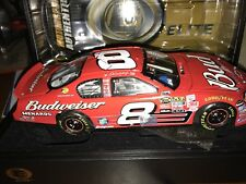 Dale Jr. #8 WINNER RACED VERSION 2006 RICHMOND 1/24 Diecast BUDWEISER Elite