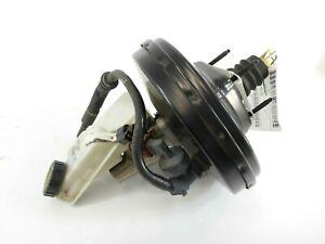 04-11 Volvo S40 Power Brake Booster W/ Master Cylinder OEM