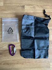 Camera Case Drawstring Bag And Carabiner