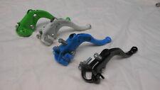 Vintage Lot 4 MX brake Levers old school BMX Freestyle VGC mixed colors
