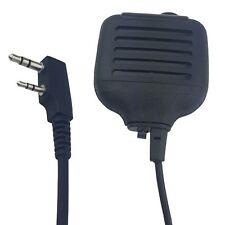 Titan® 2 PIN Handheld Speaker Mic for HYT TYT BAOFENG UV5R 888S H777 KENWOOD