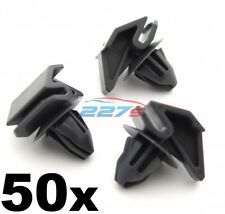 50x Sill Fundicion Clip, Side Skirt & Rocker Clips De Cubierta Para Ford Focus 1692599