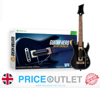Guitar Hero live 2015 Standalone Guitar Xbox360 Guitar and Dongle Included (Y)