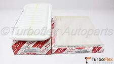 Toyota Corolla / Matrix 2003-2008 Air & Cabin Filter kit Genuine OEM 17801-YZZ03