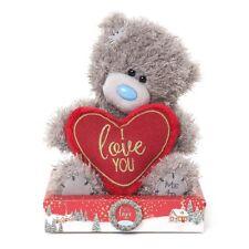 Me To You - 7 Inch I Love You Heart Xmas Christmas Plush Tatty Teddy Bear