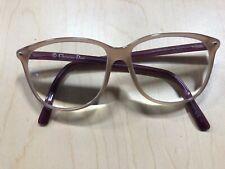 579979e84baa Christian Dior PURPLE PINK Eyeglasses Model 3270 PHZO3BOCFB ITALY