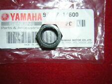 Yamaha TZ250/350, TD3, TR3 Front wheel Spindle Nut. Genuine Yamaha. New, (B18E .