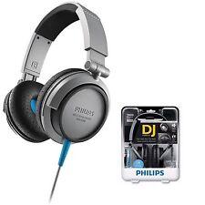 Philips GENUINE SHL3200 Headphones DJ Monitor Style High Impact Bass -NEW Sealed