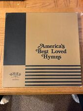 Americas Best Loved Hymns Album Set