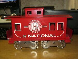 McCoy Standard gauge train TCA Go National caboose 1002 HGM