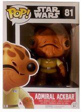 Funko pop! Star Wars PE VII-almirante akbar #6585 - Vinyl personaje