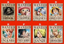 One Piece Ref Magnet Collectible Wanted Poster Japanese Anime Animation