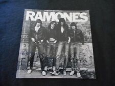 Ramones - First Album Cover Sticker