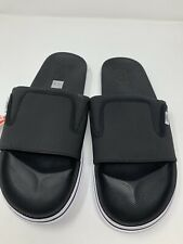 NEW Vans UltraCush Slide On Black Men's Sandals Size 8