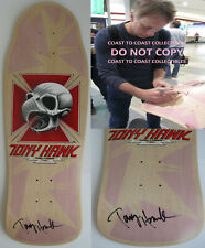 Tony Hawk signed autographed Powell Peralta skateboard Deck COA with exact proof