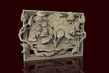 3d STL Model CNC 185 (Enot) Router Engraver Carving Machine Relief Artcam