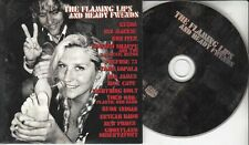 THE FLAMING LIPS And Heady Fwends UK 13-trk promo CD Bella Union Tame Impala