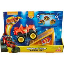 Brand New Boxed Blaze and the Monster Machines Off-Road Blaze Motorised Truck